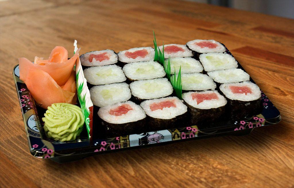 Самые простые суши в домашних условиях